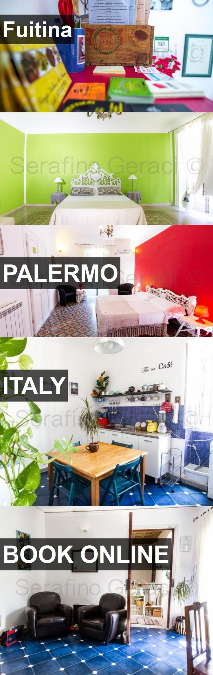 Hotel Fuitina in Palermo, Italy. For more information, photos, reviews and best prices please follow the link. #Italy #Palermo #Fuitina #hotel #travel #vacation