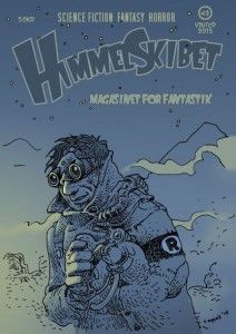 My cover for Himmelskibet #43.