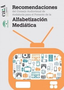 La presidenta del Consejo Audiovisual de Andalucía (CAA), Emelina Fernández Soriano, ha presentado hoy las Recomendaciones para el Fomento de la Alfabetización Mediática en las que la implicación d...
