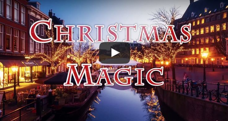 VIDEO #Christmas Magic - a 4K #timelapse