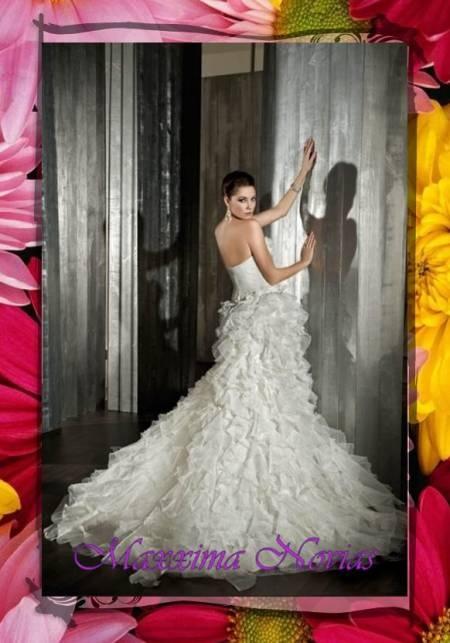 Precioso vestido de novia http://ropa-usada.vivavisos.com.ar/accesorios-usados+mar-del-plata/vestido-de-novia-gala-falda-desmontable---maxxima-novias/37861205