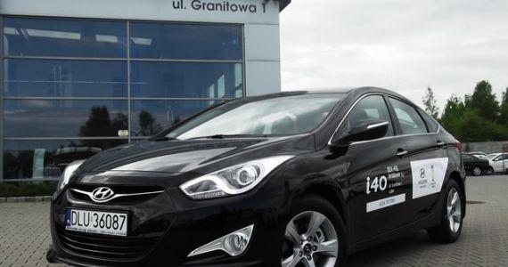 Hyundai i40 Sedan 2,0 GDI benzyna (177 KM) http://hyundai.lubin.pl/oferta/hyundai-i40-sedan/25