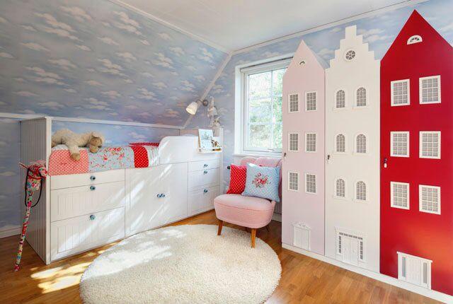 Kids room - part 1