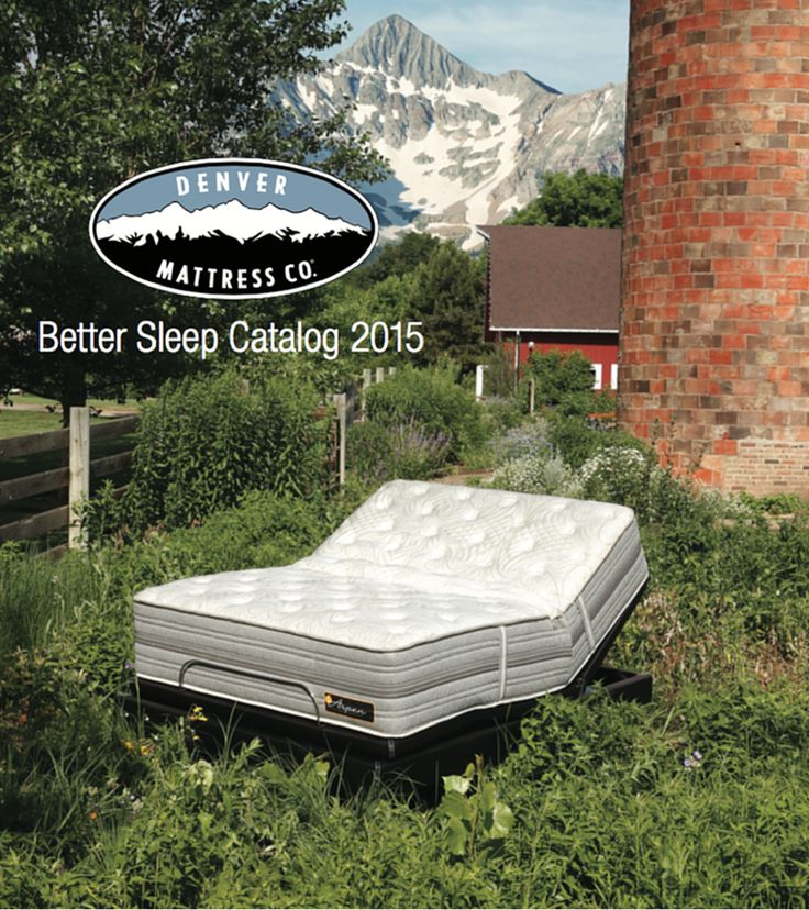 browse the denver mattress better sleep catalog by clicking the image or following our board - Denver Mattress
