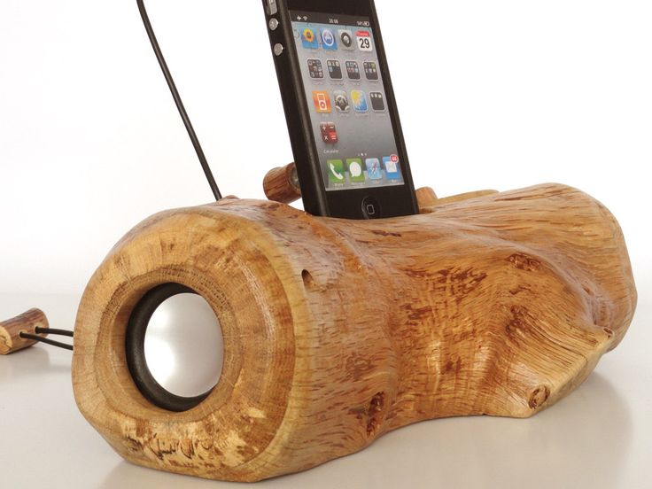 wooden iphone speaker 10 best images about wooden speakers on radios 13325