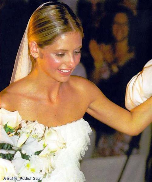 Свадебное платье сара мишель геллар