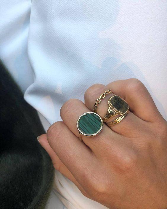 Ringe | Schmuck | Zubehör | Inspiration | Mehr zu Fashionchick