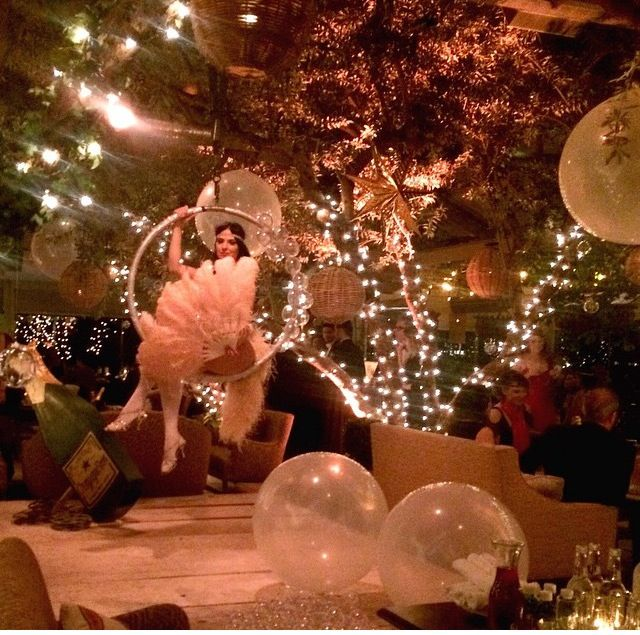 Image Result For Shoreditch House Secret Garden New Years Eve
