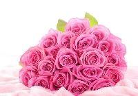Bukiet, Róż, Jedwab