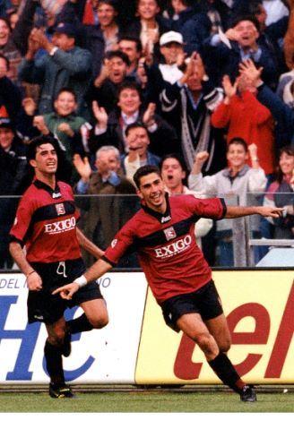 Fresi e Di Vaio. Serie A 1998-99
