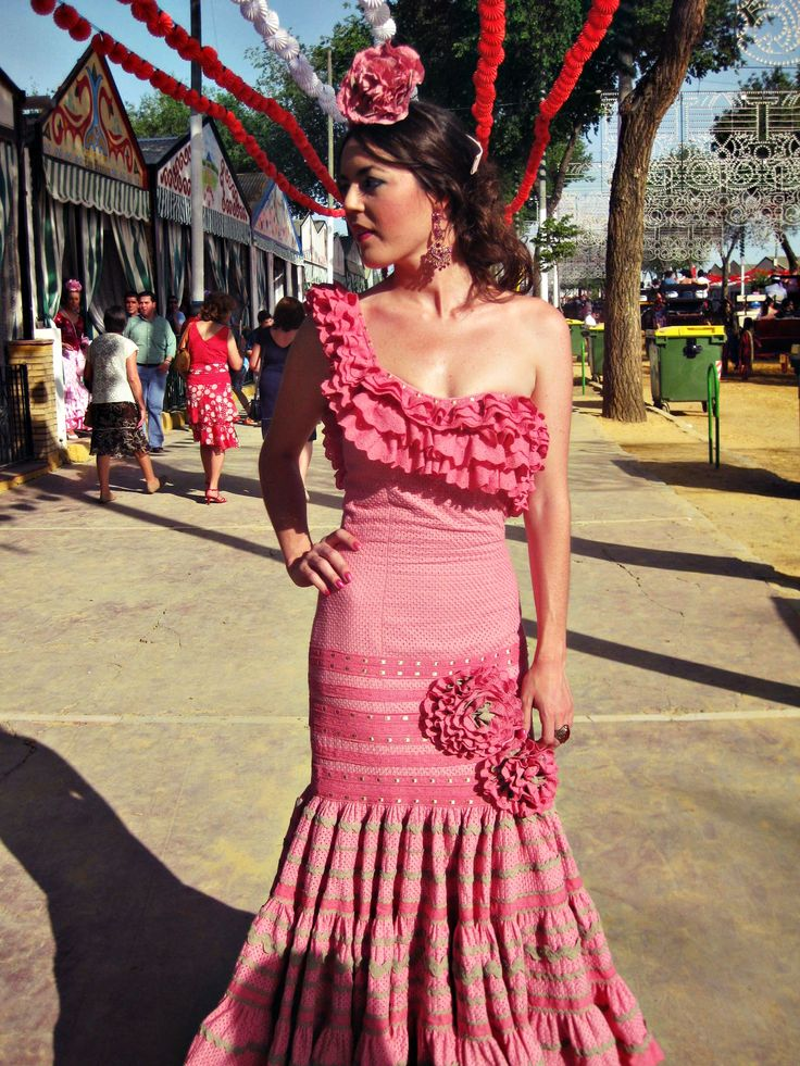 Traje de Margarita Freire 2012