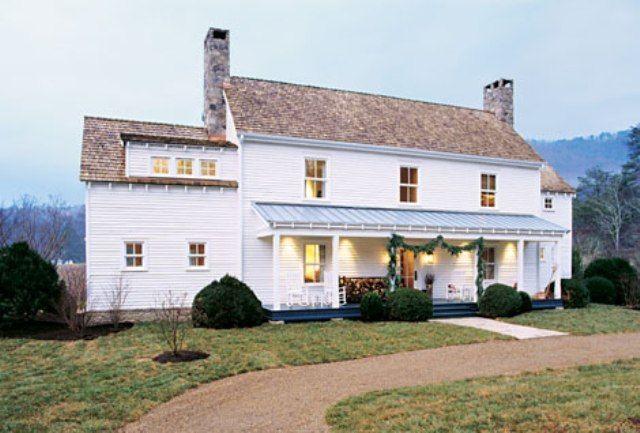 Blackberry Farm farmhouse