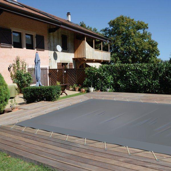 Cubiertas de invierno de piscinas