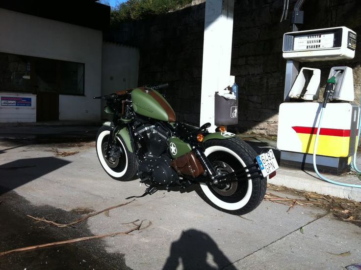 Nueva Harley-Davidson Sportster 883 IRON - Pgina 6 - ForoCoches#Repin By:Pinterest++ for iPad#