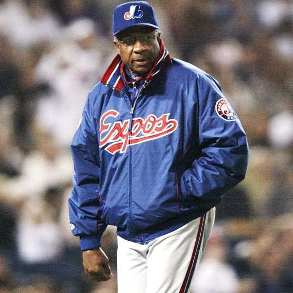 Frank Robinson - Expos Manager: 2002-04