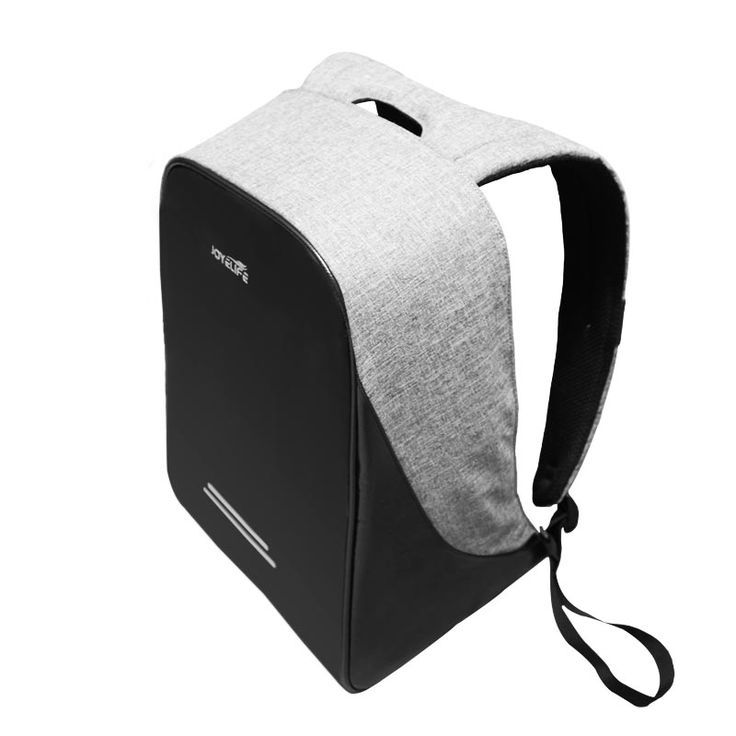 25L Outdoor Travel Smart Anti-Theft Backpack Safety Anti-Lost Rucksack Waterproof Notebook Bag