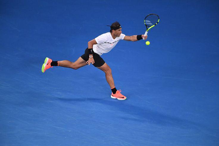 Australian openRafael Nadal, F, Rod Laver Arena, 29 January 2017