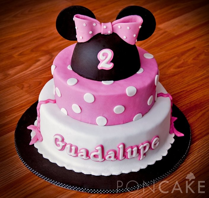 Pasteles de Cumpleaños on Pinterest | Minnie Mouse Cake, Doc ...