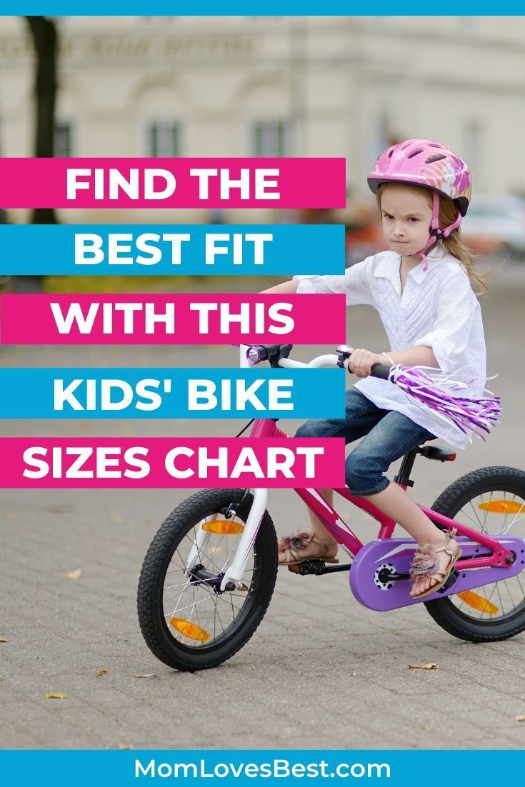 The Ultimate Kids Bike Sizing Guide 2020 Chart Kids Bike Sizes