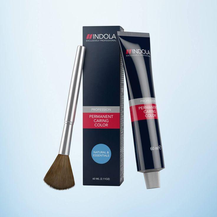 Indola Profession Permanent Caring Color Intense Coverage Plus 60ml.