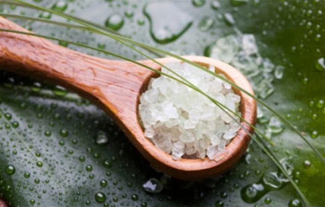 Dieta de detoxifiere fulger cu sare amara - Slabescu.ro
