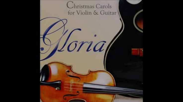 Joy To The World - Violin and Acoustic Guitar