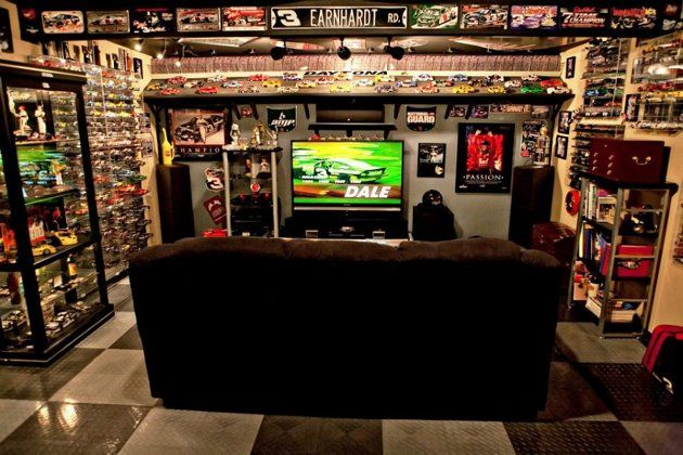 Racing Man Cave Ideas : Best images about nascar man cave on pinterest racing