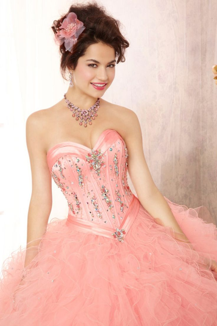 23 best Quince Dresses images on Pinterest | Quince dresses, Ball ...