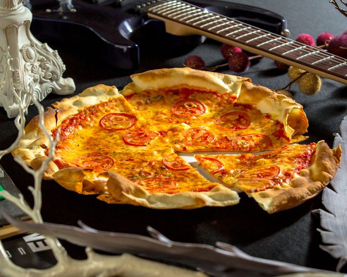 Пицца Пепперони  7 вариаций итальянской пиццы Оригинальные рецепты от шефов