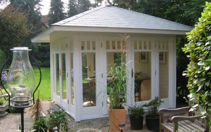 Garden Log Buildings | Lakeland Log