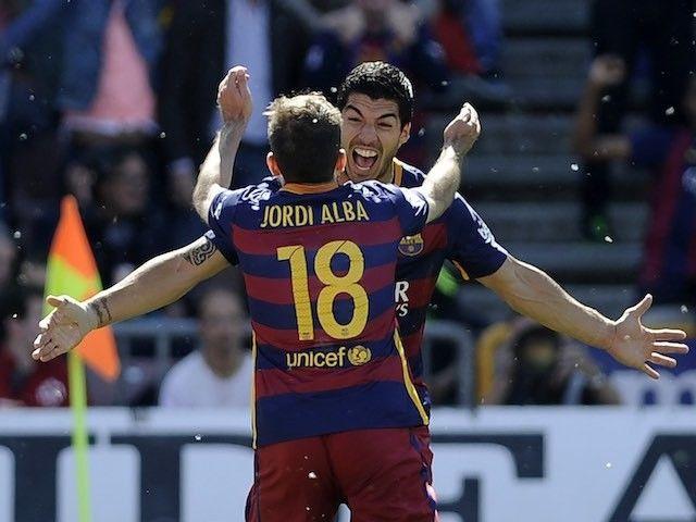 Result: Barcelona beat Granada to win La Liga title