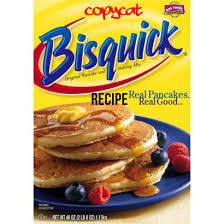 Easy recipe to make your own Bisquick #Copycat