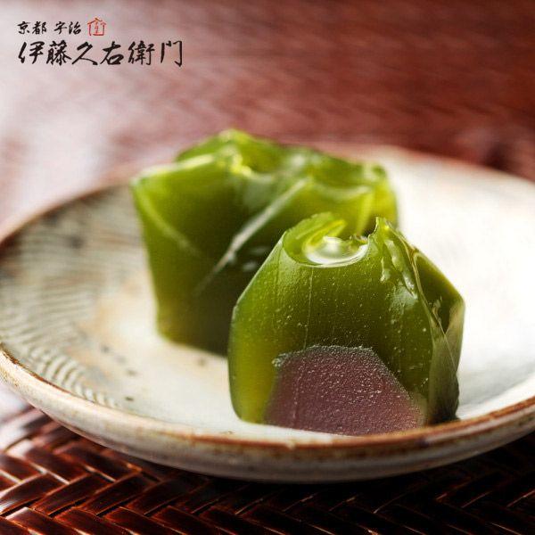 宇治抹茶くず便り http://www.itohkyuemon.co.jp/item/80.html