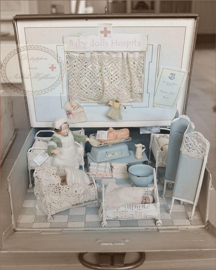 **mini doll -hospital**