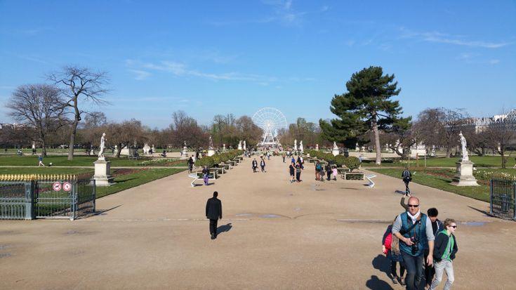 On ne voyage pas pour voyager mais pour avoir voyagé. Alphonse Karr (1808-1890) Wenn Du meine Ankunft in Paris verpasst hast, dann kannst Du den Beitrag gerne nachlesen. Meine ersten Wochen in Pari…