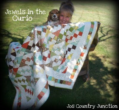 Moda Bake Shop: Jewels in the Curio: Charm Pack, Quilt Patterns, Jelly Rolls, Http Www Modabakeshop With, Curio Quilt