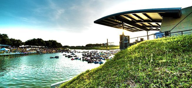 A waterfront concert venue and watersports hub rolled into one, this pavilion on Panther Island (which also houses the Coyote Drive-In and Panther Island Brewing) is the place to be when the weather heats up. Enjoy kayak, tube or SUP rentals, a tan-friendly beach area and a lineup of live music and