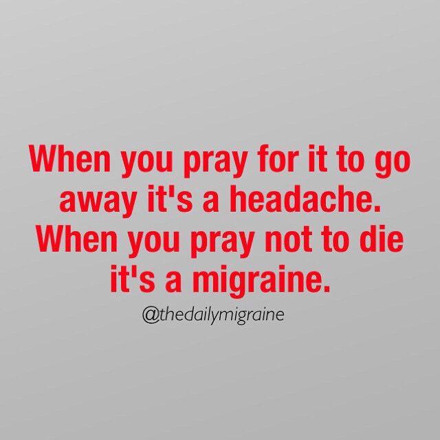 Praying not to die