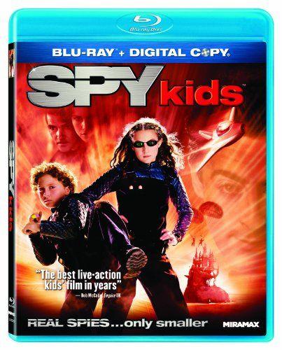 Spy Kids - ☆☆☆☆