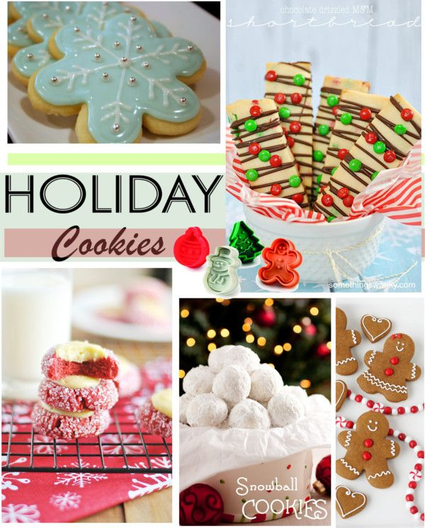 """""""Some of My Favorite Holiday Cookies!"""" by bamaannie ❤ liked on Polyvore"""