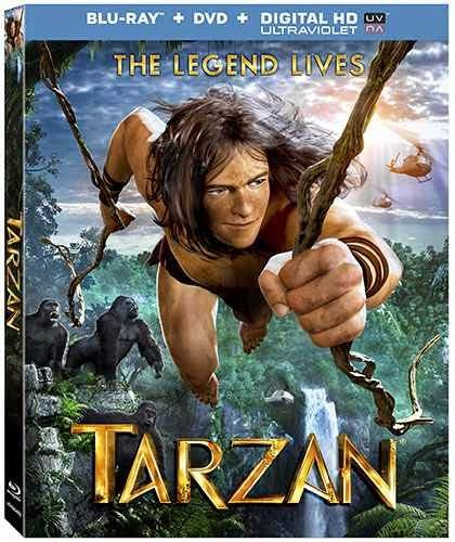 Cinema Head Cheese - Movie Reviews, News, a Podcast and more!: Movie Review: Tarzan (2013; Constantin Film/Lionsgate)  http://feedproxy.google.com/~r/CinemaHeadCheese/~3/oNKsZkXe1SY/movie-review-tarzan-2013-constantin.html