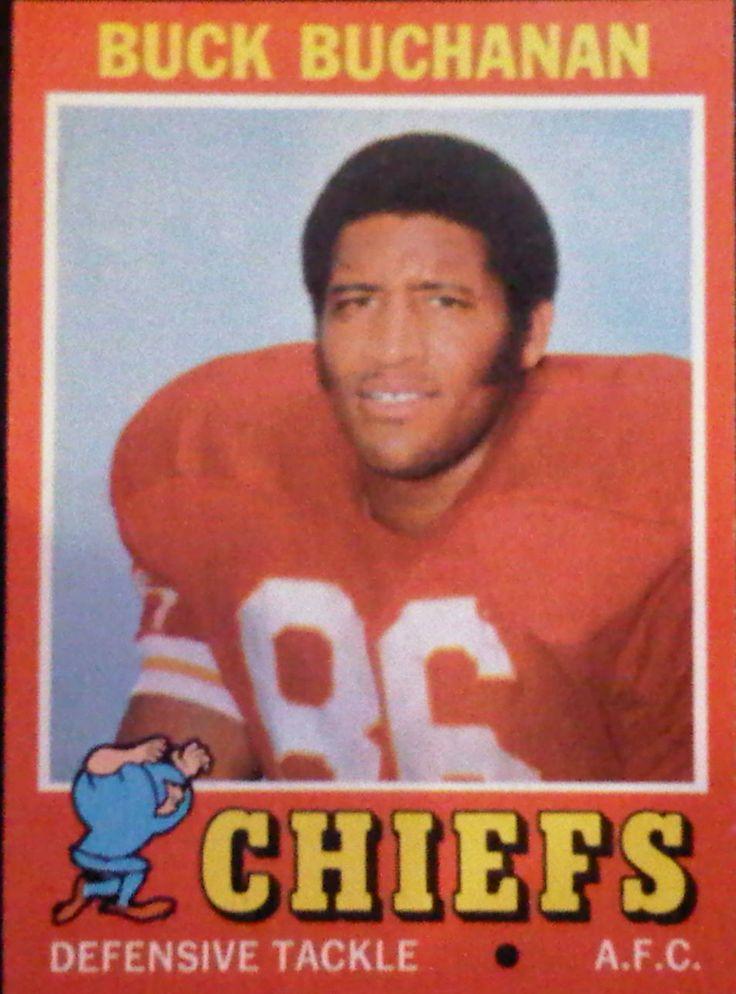 Buck Buchanan - 1971 Topps #13