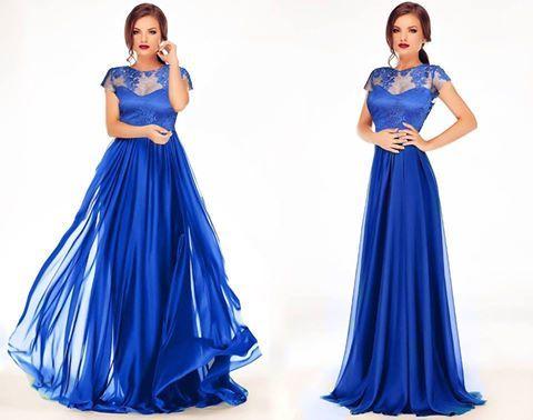 Long blue evening dress with lace and veil: https://missgrey.org/en/dresses/erin-blue-dress/403?utm_campaign=aprilie&utm_medium=rochie_erin_albastra&utm_source=pinterest_produs