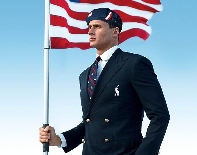 LOCHTE: Opening Ceremony, Ralph Lauren, Teamusa, Ryan Lochte, Ralphlauren, Olympics 2012, Team Usa