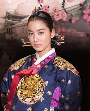 Lee So Yeon As Jang Hee Bin   K-Drama: Dong Yi