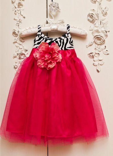 zebra style dress zilly