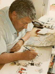 Hugo Pratt  Corto Maltese's father