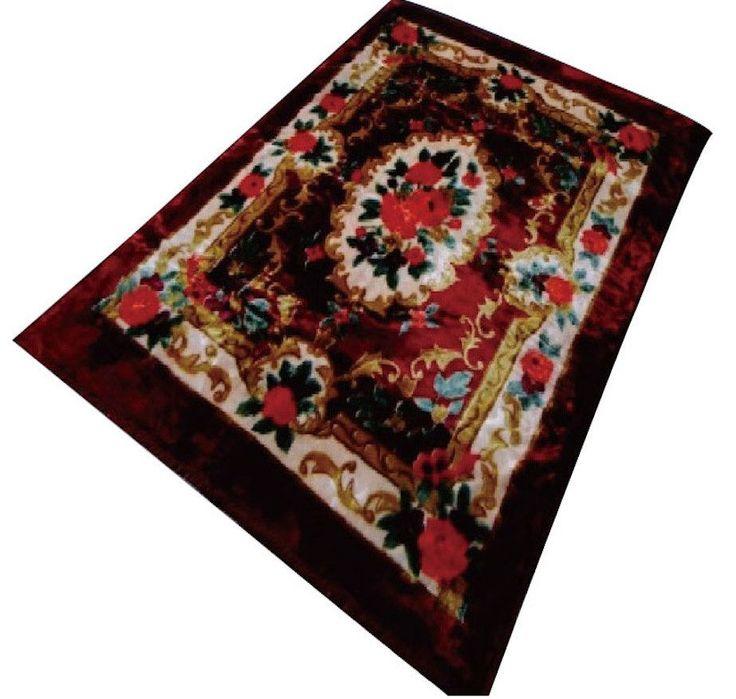 Sansom Acrylic Blanket