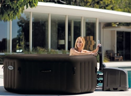 19 best spa gonflable images by on pinterest bubbles swimming pools and bubble. Black Bedroom Furniture Sets. Home Design Ideas