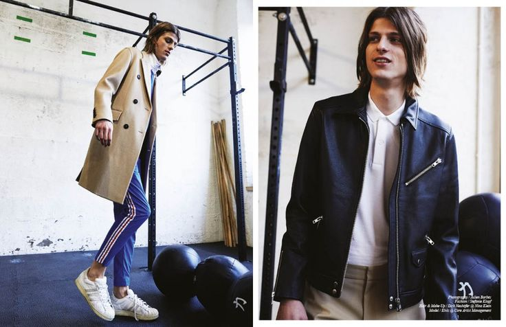Coat / Burberry Training suit / Adidas Trainers / Adidas Opposite Jacket / TOPMAN Shirt / Lacoste Trousers / Calvin Klein